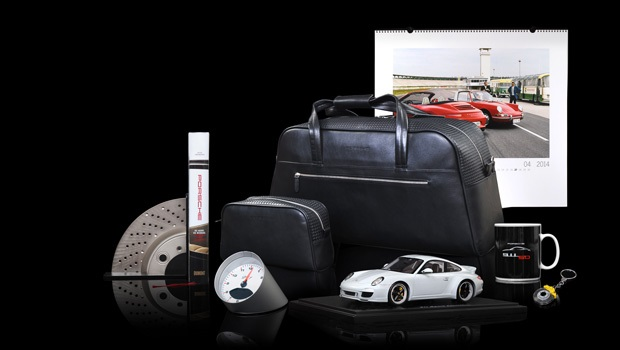 Porsche Driver's Selection genuine accessories